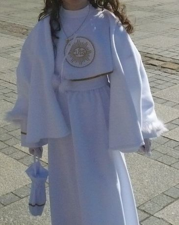 Sukienko Alba rozm. 140