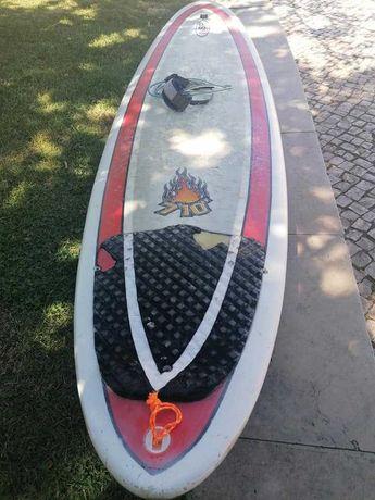 Epoxy 8.2 Evolution 8 Malibu 7.2 Funboard prancha de surf deck FCS