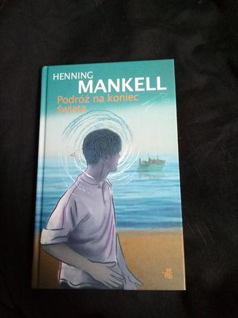 Henning mankell podróż na koniec świata 12+
