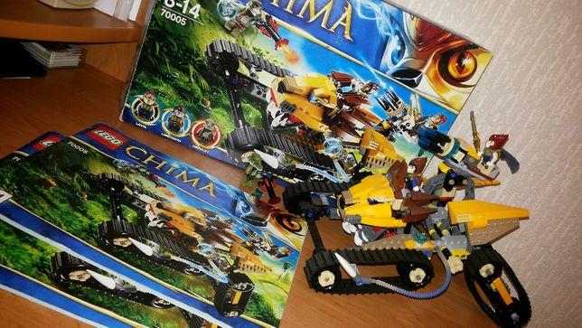 Lego Chima 70005 Королевский охотник Лавала Лего