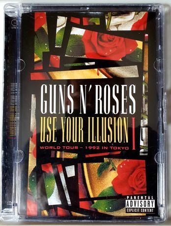 Guns n roses 3 dvd