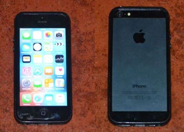 iPhone 5 16GB Vodafone