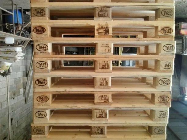 Palete em madeira
