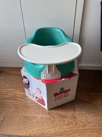 Bumbo cadeira com mesa apoio com caixa