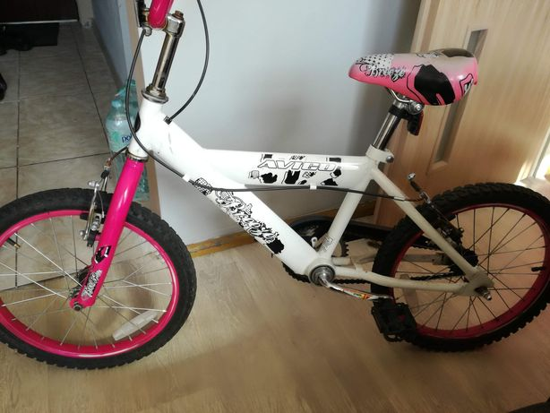"""Rowerek dla dziewczynki 18"""""""