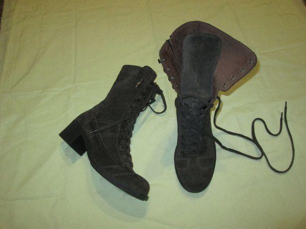 Nero Giardini ботинки для девочки Италия р. 36