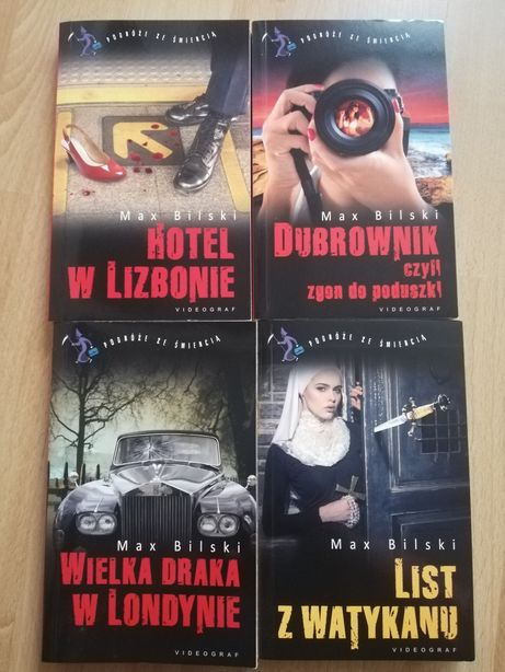 Książki Max Bilski