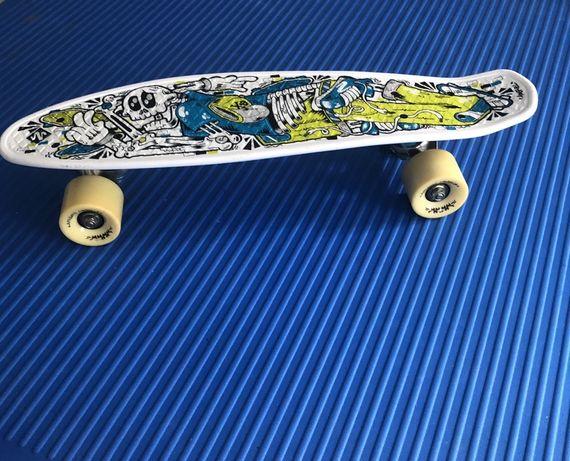 Fiszka Penny Board Street Surfing