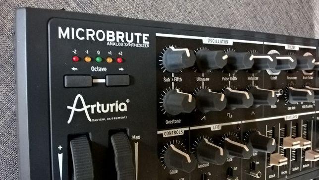Arturia Microbrute IDEALNY!
