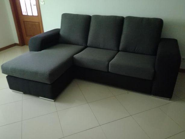 Sofá Safira novo de fábrica com 230 cm