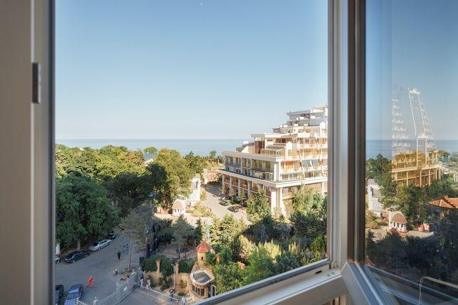 Продам свою квартиру с шикарным видом на море в Аркадии