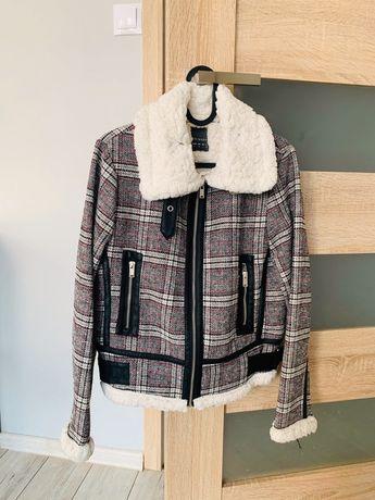 Bluzo-kurtka z futerkiem