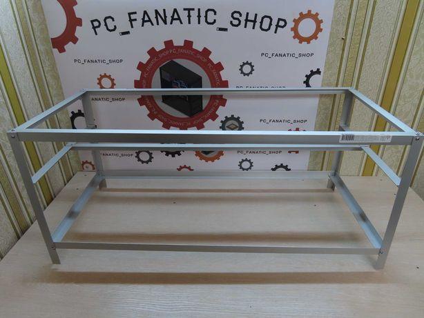 Каркас для майнінг-ферми (відкритий корпус)/PC_fanatics_shop
