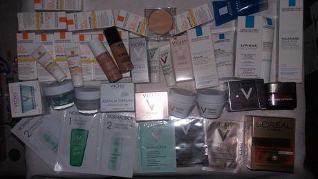 крема и маски La Roche-Posay-Vichy-Loreal-Chanel-комплект-доставка 0
