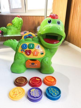 Игрушка Динозаврик Дино