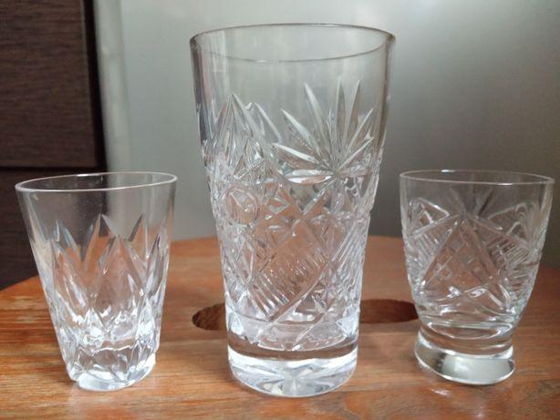Рюмки стаканы хрусталь СССР