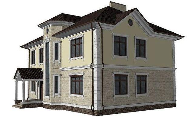 Передпроектні та проектні роботи для об'єктів будівництва