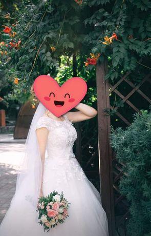 Свадебное платье_Весільна сукня