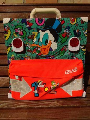 Новый школьный ранец-рюкзак фирмы Herlitz, Швеция