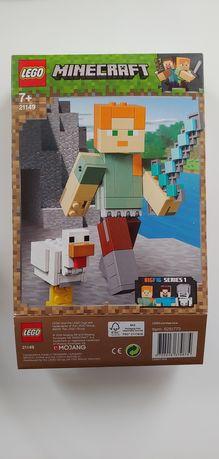 Klocki lego minecraft 21149 i 21150