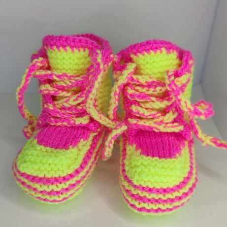 Пинетки кеды кроссовки для новорожденных