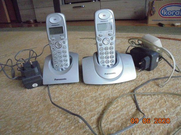 Sprzedam telefony stacjonarne PANASONIC