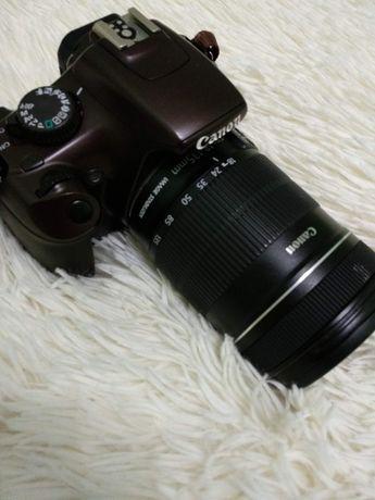 Терміново! Фотоапарат Canon 1100d и объектив 18-135