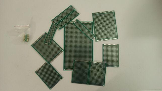 Placas de circuitos impressos -> Protoboards