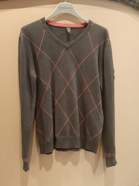 Sweter sweterek cotton Zara Kids 158 164 cm 13 lat 14 lat chłopiec