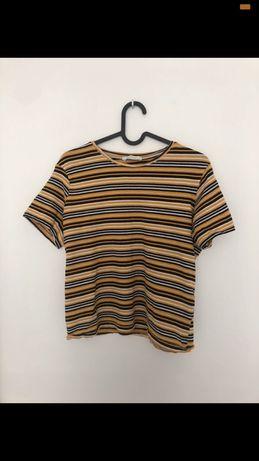 koszulka bluzka t-shirt ZARA