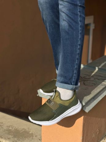 Мужские летние кроссовки Roma для повседневной носки