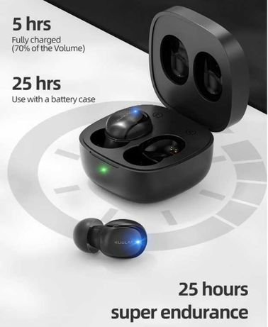 НОВЫЕ беспроводные НАУШНИКИ KUULAA wireless earbuds гарнитура bt 5.0