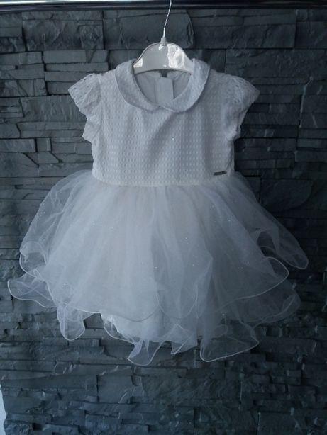 sukienka na roczek 86cm Coccodrillo