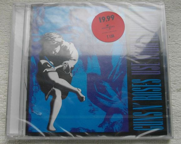 CD Nowe/Folia: Guns N Roses - Use Your Illusion II