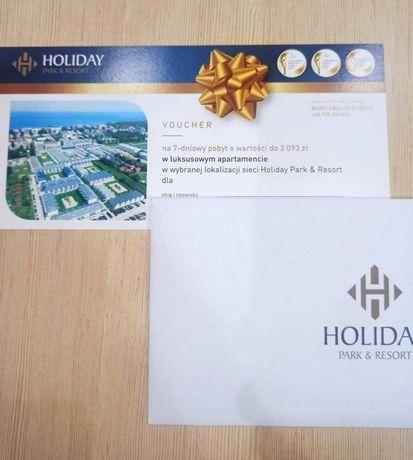 Voucher Holiday Park & Resort