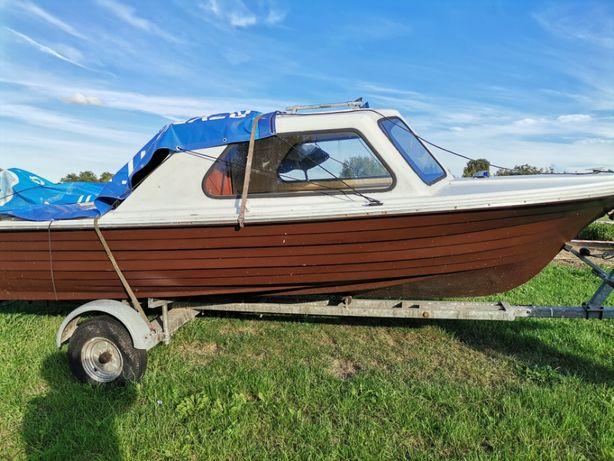 sprzedam łódź motorową