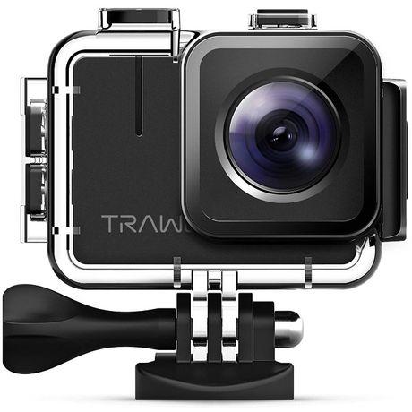 Apeman A100 Kamera sportowa 4K 3840x2160p Ultra HD APARAT 20MP WiFi