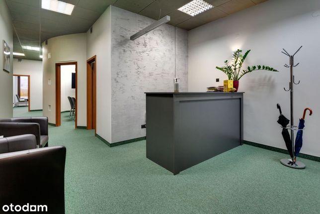 Wysoki standard przestrzeni biurowej w Centrum