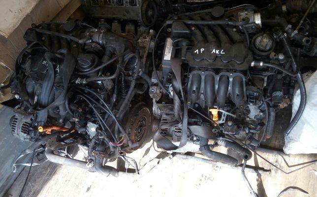Двигатель мотор VW Golf4 Bora Audi A3 Octavia Leon Toledo AKL 1.6v8