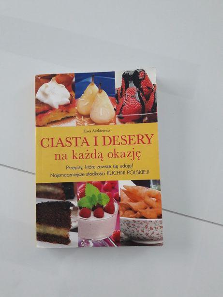 Książka Ciasta i desery na każdą okazje