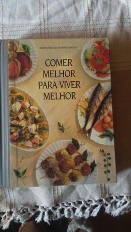 livro de cozinha