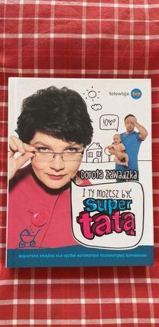 Nowa książka - Super niani - Doroty Zawadzkiej, kosztowała 40 zł.