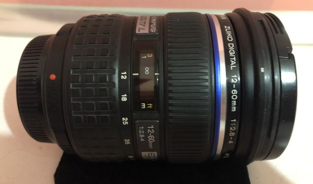Olympus Zuiko Digital ED12-60 mm