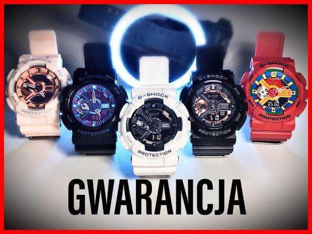 OKAZJA z Gwarancją Casio G-Shock GA-110 NOWE męskie i damskie zegarki