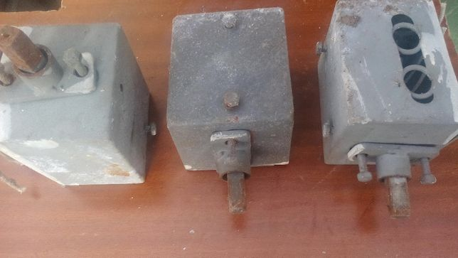 Roldana manual para toldo ou sistema de elevação duplo