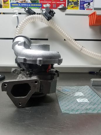 Turbina TurboSprężarka Mercedes 2.2 CDI 109/129KM