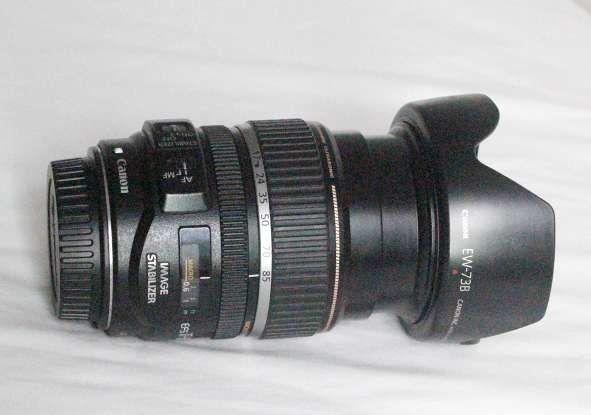 Canon EF-S 17-85mm f/4-5.6S IS USM Ultrasonic