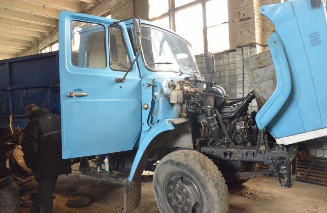 Двигатель MAN на ЗИЛ 4331, 4333