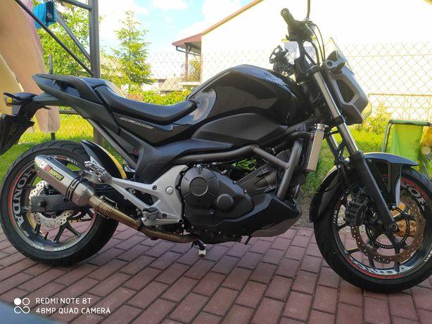 Honda nc 700s A2