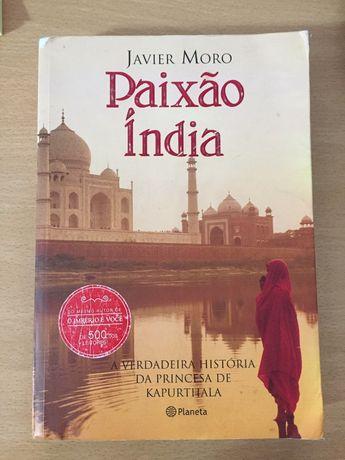 Paixão Índia - Javier Moro
